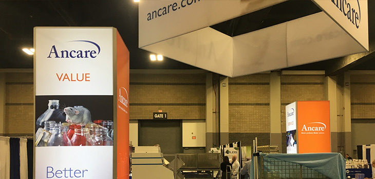 Why an SEG Tower Might Be A Good Fit For Your Next Trade Show